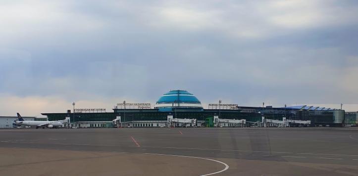 Nur Sultan Airport (TSE)